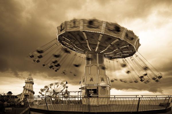 Clacton Pier Carousel